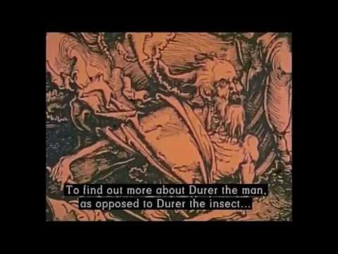 Albrecht Dürer Portrait - Monty Python