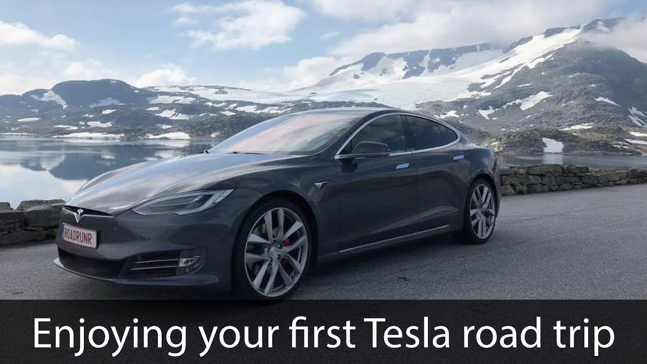 Driving a Tesla 101: Planning a road trip - part 2