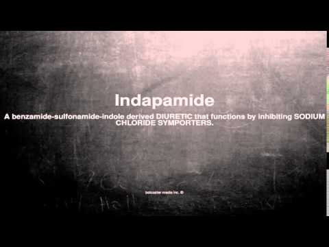 Lozol Indapamide Side Effects