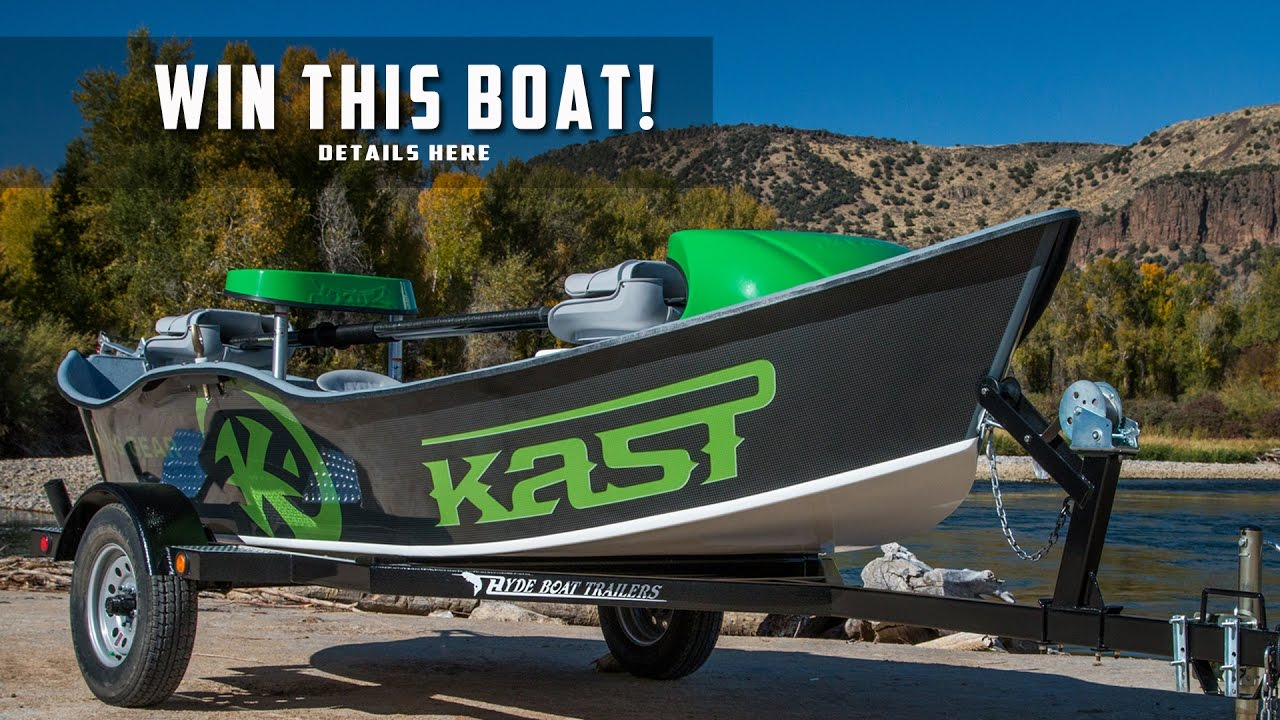Win a boat sweepstakes