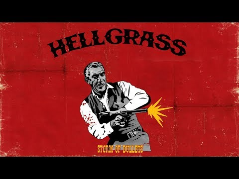 "HELLGRASS-""Storm of Bullets"" (Audio) Mp3"