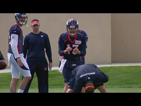QB Competition Begins As Broncos Begin OTAs
