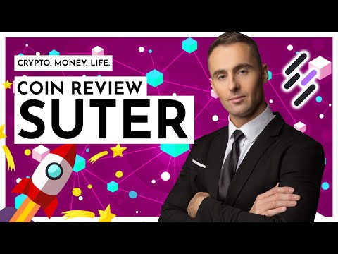 Coin Review - SUTER - **$150 of Crypto to be won!**