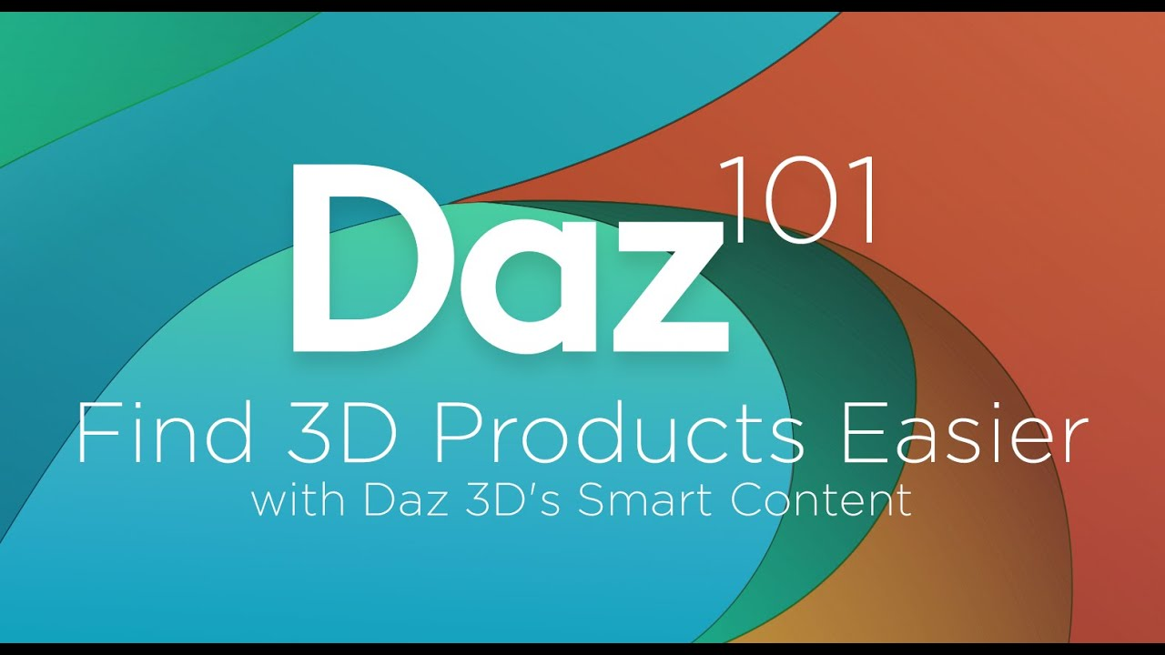 smart content in daz studio youtube