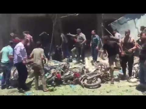Теракты на севере Сирии: 2 погибших