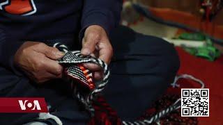Tibetan Traditional Sling-maker