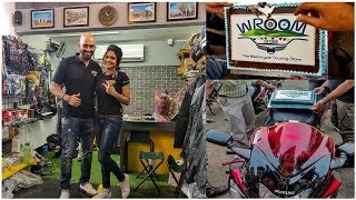Wroom Store | New Riding Gear Store in Mumbai by Biker Couple