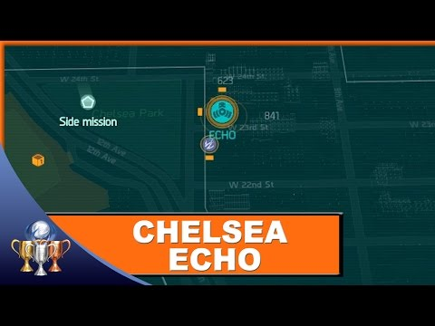 The Division - Missing Chelsea Echo Location - The Final Curtain Trophy & Achievement Guide