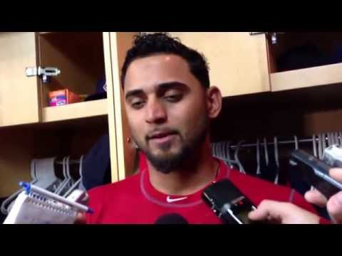 Indians Danny Salazar after striking out 10 in loss to White Sox