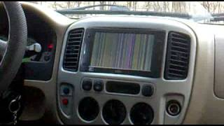 Viliv x70 установка в машину