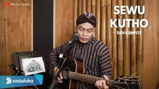 SEWU KUTHO - DIDI KEMPOT || SIHO (LIVE ACOUSTIC COVER)
