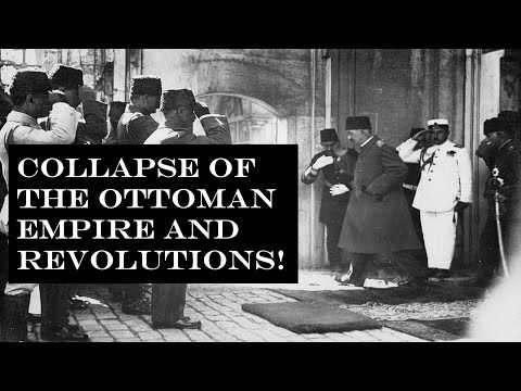 Collapse of the Ottoman Empire and Revolutions! - Hamza Yusuf