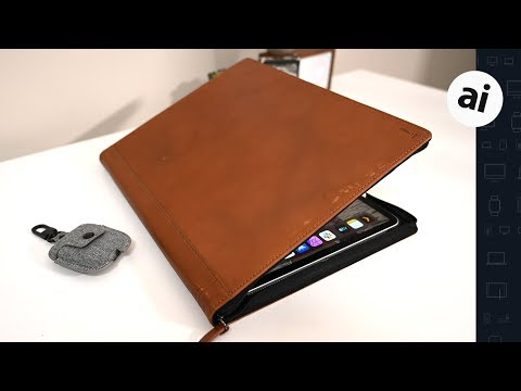 Review: Twelve South Journal for iPad Pro!
