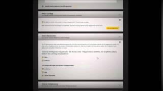 Langenscheidt IQ: Online-Lern-Manager