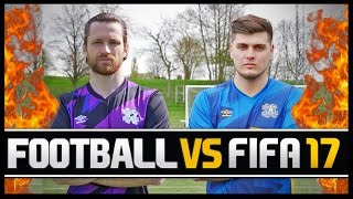 Video FOOTBALL VS FIFA WITH HASHTAG MIKE! (PRO FIFA PLAYER) download MP3, 3GP, MP4, WEBM, AVI, FLV Agustus 2018
