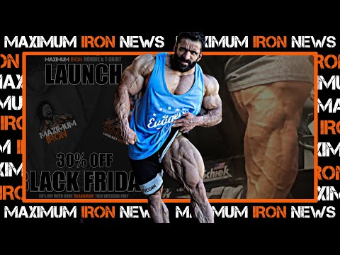 Hadi Choopan   Big Ramy   Merch Launch   Antoine Vaillant   News