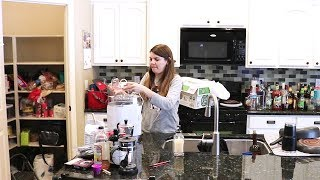 TIDYING UP AND PURGE PANTRY // SPEED CLEANING ROUTINE