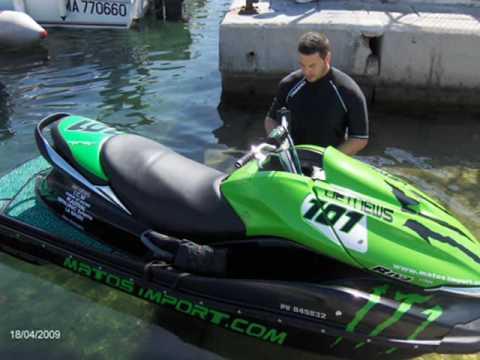 Jet Ski Kawasaki Ultra 250X – Idée d'image de moto