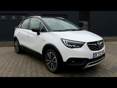 test opel crossland x youtube. Black Bedroom Furniture Sets. Home Design Ideas