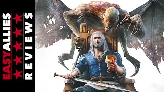 The Witcher 3: Blood & Wine - Easy Allies Review