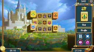Game Royal Tower Mahjong