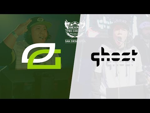 OpTic Gaming vs Ghost Gaming | Gears of War Pro Circuit 2018 | San Diego Grand Final