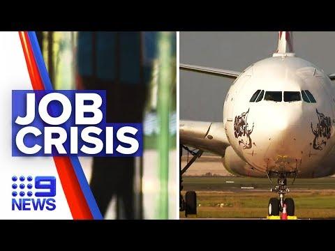 Coronavirus: Millions Of Australians Out Of Jobs | Nine News Australia