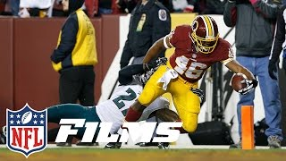 Alfred Morris Mic'd Up Spoiling Eagles 2014 Playoff Bid | Sound FX | NFL Films