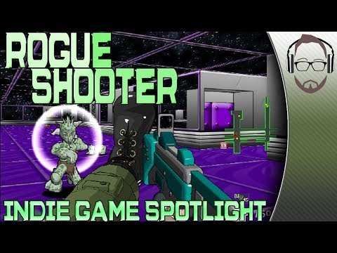 Rogue Shooter - An Awesome FPS Roguelike - Indie Game Spotlight