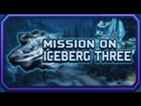 Clone Wars Adventures Walkthrough Part 24: Mission on Iceberg Three