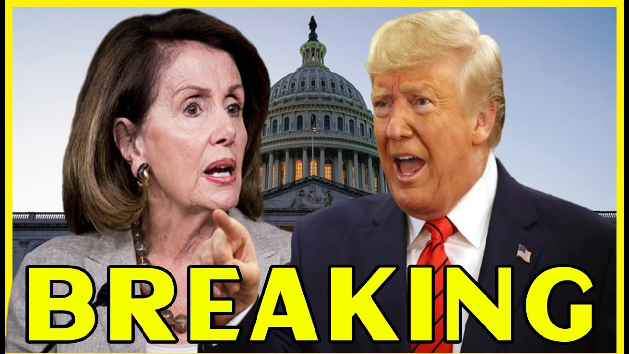 "Pelosi Gets Embarrassed After Lawyer Flubs Argument In Trump ""Tax ..."