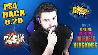 PS4 6.20 RESPUESTAS SOBRE EL POSIBLE HACK DE PS4-ONLINE-JAILBREAK-9BRITO9