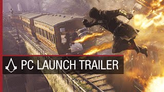Assassin's Creed Syndicate: PC Launch Trailer | Ubisoft [NA]