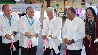 Seguridad y entornos sin marginación, bases de la promoción turística: presidente AMLO