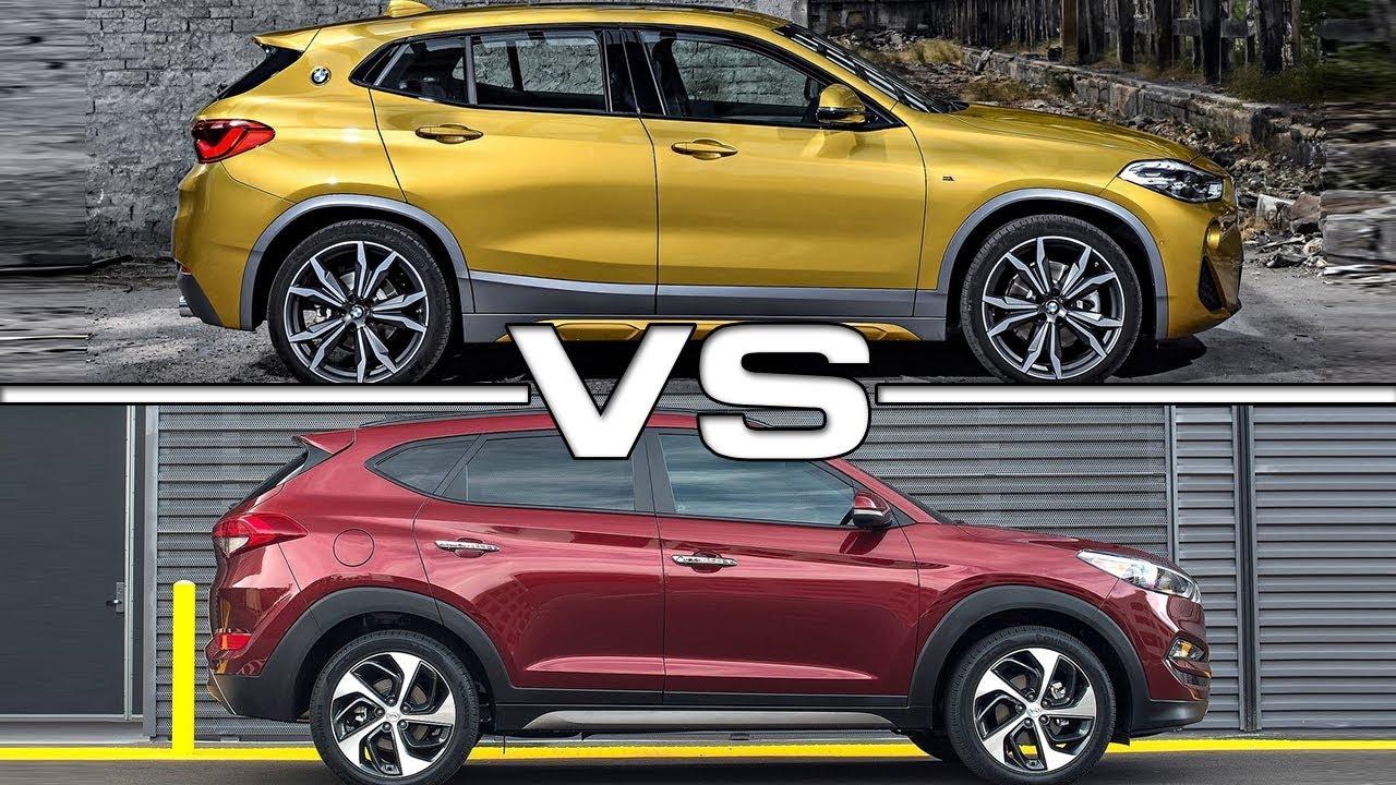 BMW Of Tucson >> 2018 Bmw X2 Vs 2017 Hyundai Tucson