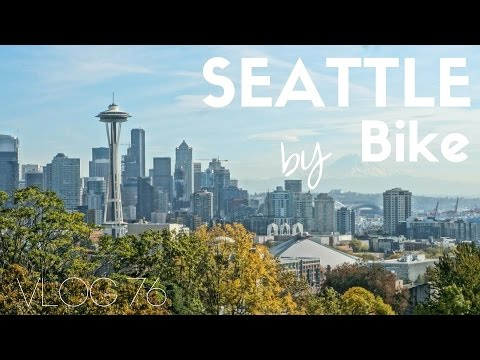 How We Tour Downtown Cities ~ Seattle Edition | Visiting Downtown Seattle | Travel Vlog #76