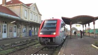 balade ferroviaire en Morvan