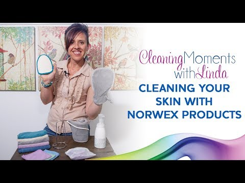 Cleaning your Skin with Norwex