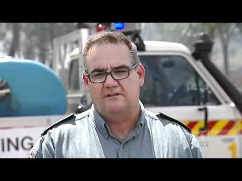 Fire season alert for rural areas