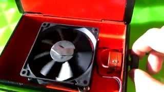 Магнитная мешалка своими руками (DIY magnetic mixer)
