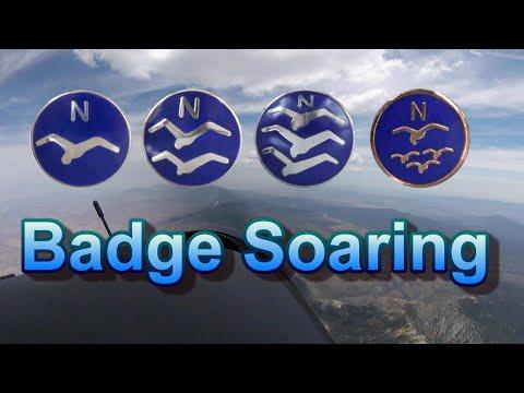 Badge Soaring