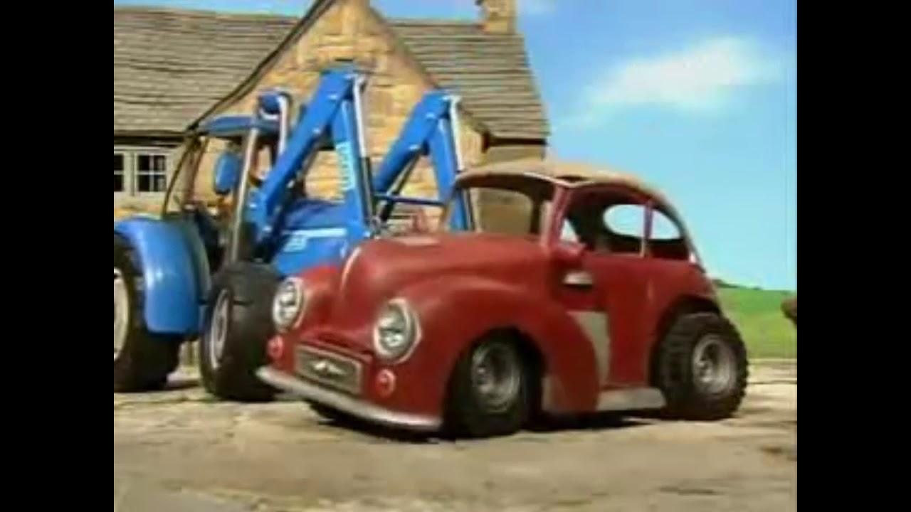 kleiner roter traktor eskaliert  Übersteuern 001