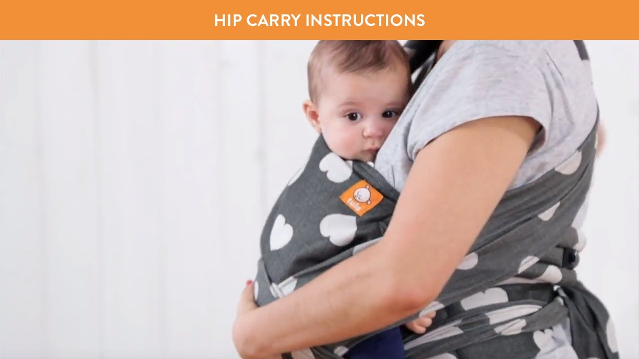 How To Hip Carry In A Half Buckle
