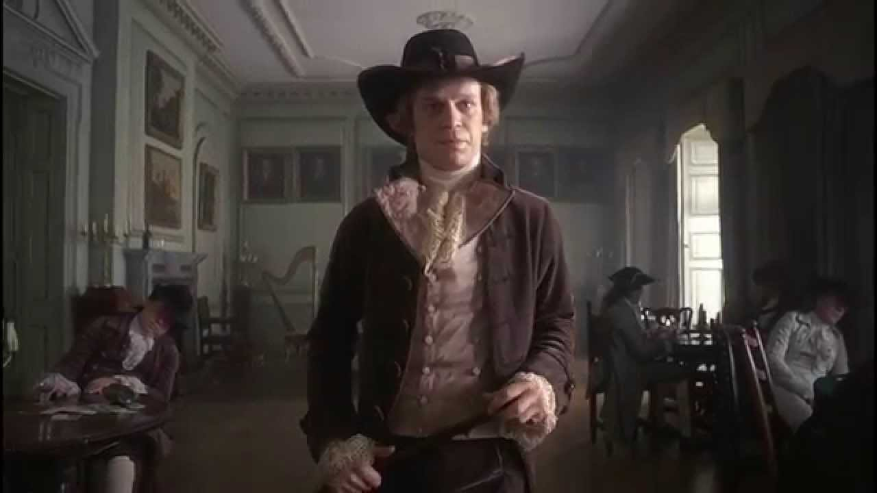 barry lyndon scene 14 Barry lyndon is a 1975 british-american period drama film by stanley kubrick an example of this method occurs in the scene where barry duels lord bullingdon.