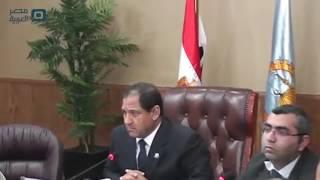 مصر العربية | محافظ الغربية يتابع مع وفد من رئاسة مجلس الوزراء المشروعات المتوقفة بالمحافظة