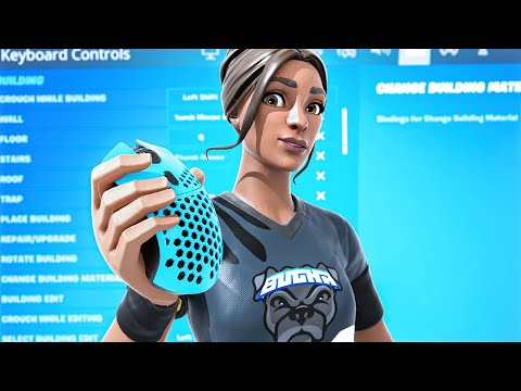 The BEST Binds in Fortnite... (My Updated Settings) | Bugha