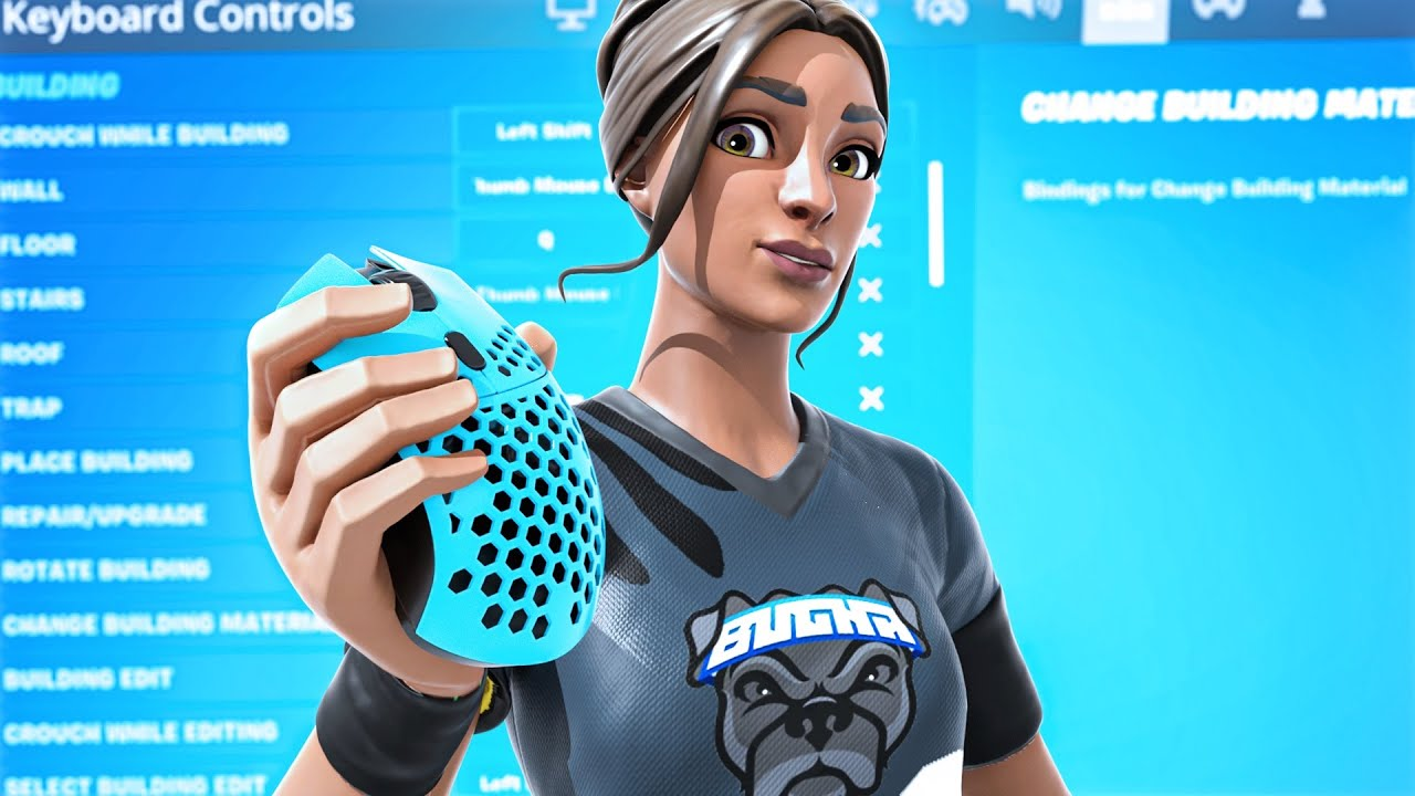 Download The BEST Binds in Fortnite... (My Updated Settings)   Bugha