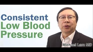 Low Blood Pressure caused by Adrenal Fatigue