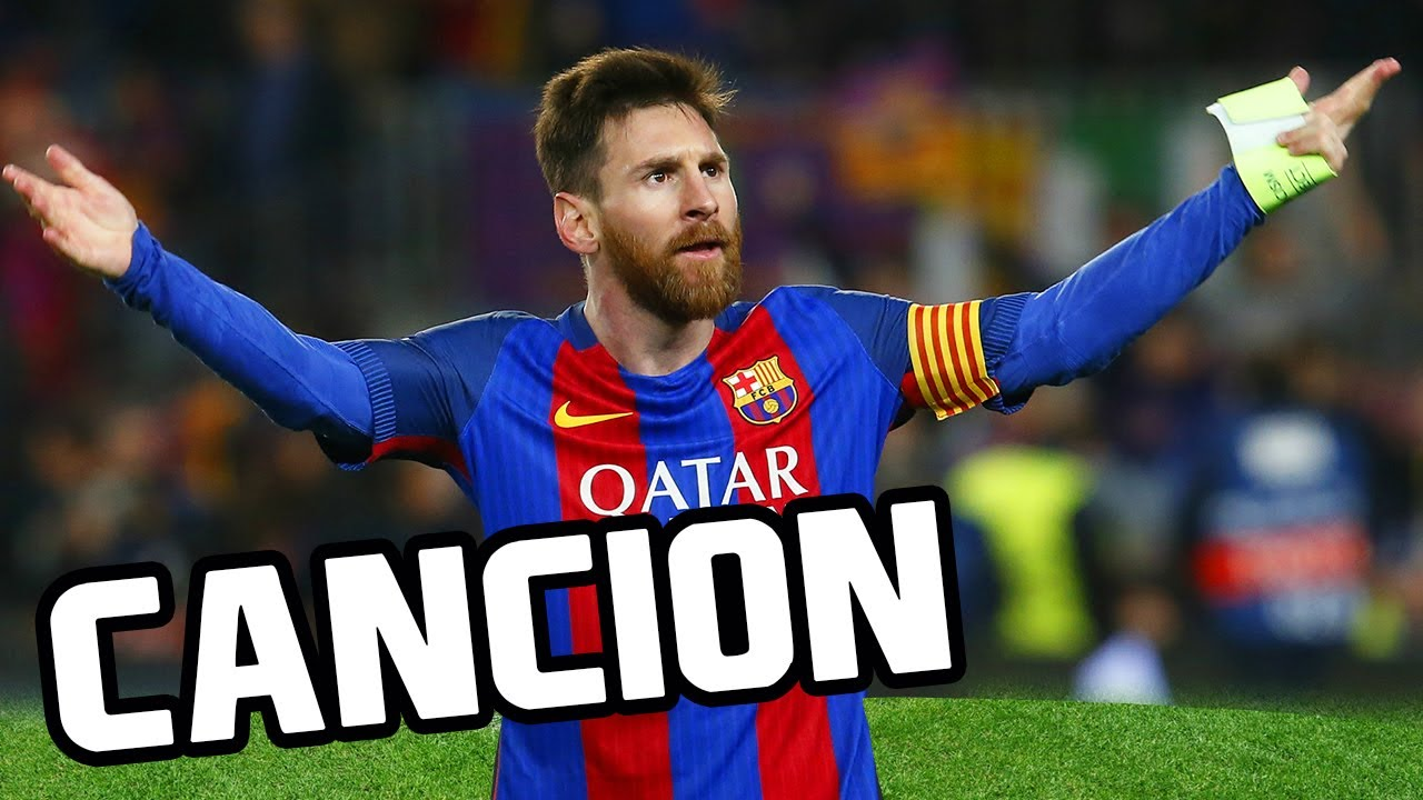 Cancion De Messi El Pie De Oro Llego Youtube