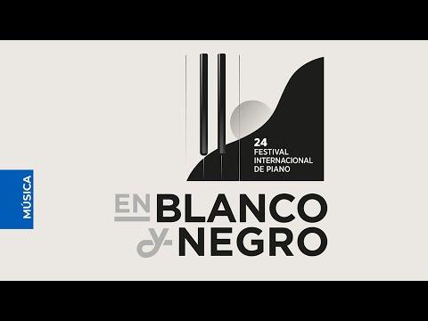 24 Festival Internacional de piano En Blanco y Negro   Concierto Armando Merino - México